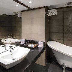 Отель Tangerine Beach Шри-Ланка, Калутара - 2 отзыва об отеле, цены и фото номеров - забронировать отель Tangerine Beach онлайн ванная