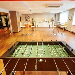 The President - Brussels Hotel спортивное сооружение
