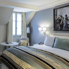 Отель Sofitel Paris Le Faubourg 5* Стандартный номер разные типы кроватей фото 6