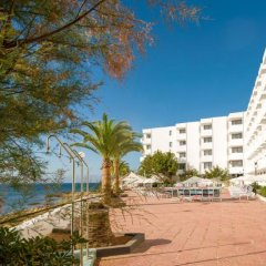 Отель Aparthotel Playasol Jabeque Soul парковка
