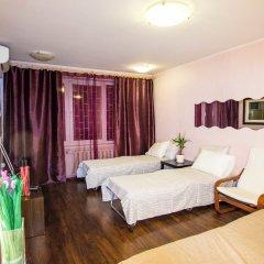 Апартаменты Funny Dolphins Apartments VDNKH комната для гостей фото 3