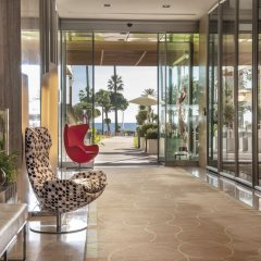 Le Grand Hotel Cannes Канны фитнесс-зал