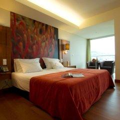 Отель Four Views Baia Португалия, Фуншал - отзывы, цены и фото номеров - забронировать отель Four Views Baia онлайн комната для гостей фото 4