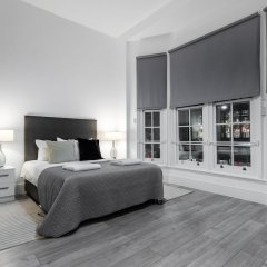 Апартаменты Luxury Apartments in Central London Лондон балкон