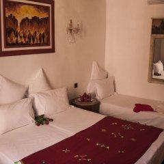 Отель Riad & Spa Ksar Saad Марокко, Марракеш - отзывы, цены и фото номеров - забронировать отель Riad & Spa Ksar Saad онлайн комната для гостей фото 5