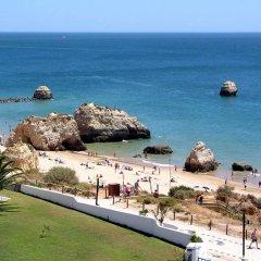 Отель Luar Португалия, Портимао - отзывы, цены и фото номеров - забронировать отель Luar онлайн пляж