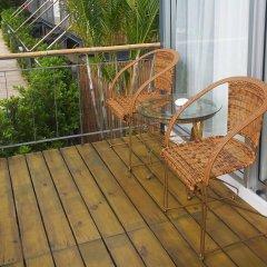 Отель Lemon Grass Retreat балкон
