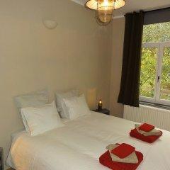 Отель Train Flat Бельгия, Брюссель - 1 отзыв об отеле, цены и фото номеров - забронировать отель Train Flat онлайн комната для гостей фото 5