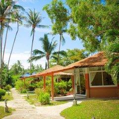 Отель Anahata Resort Samui (Old The Lipa Lovely) пляж