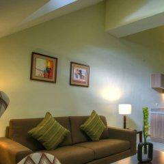 Отель Azalea Hotels & Residences Baguio Филиппины, Багуйо - отзывы, цены и фото номеров - забронировать отель Azalea Hotels & Residences Baguio онлайн комната для гостей фото 5