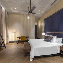 Отель CoolRooms Atocha Hotel Испания, Мадрид - отзывы, цены и фото номеров - забронировать отель CoolRooms Atocha Hotel онлайн комната для гостей фото 3