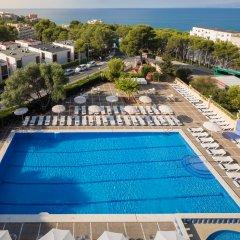 Отель H·TOP Molinos Park Испания, Салоу - - забронировать отель H·TOP Molinos Park, цены и фото номеров бассейн фото 3