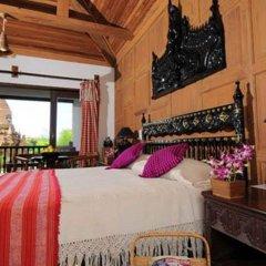 Thazin Garden Hotel комната для гостей