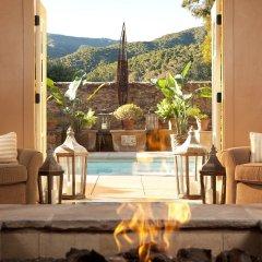 Отель Bernardus Lodge & Spa балкон