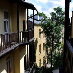 Отель Station Aparthotel Краков балкон