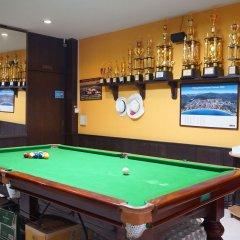 Swiss Hostel Beachhouse гостиничный бар