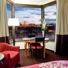 Отель Sofitel Budapest Chain Bridge комната для гостей фото 3