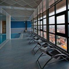 Отель Vila Gale Порту фитнесс-зал фото 3