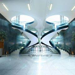 Отель Hilton Manchester Deansgate Манчестер интерьер отеля фото 2