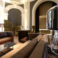 Отель Beau-Rivage Palace интерьер отеля