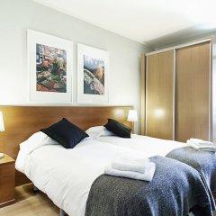 Отель Habitat Apartments Plaza España Испания, Барселона - отзывы, цены и фото номеров - забронировать отель Habitat Apartments Plaza España онлайн комната для гостей фото 3