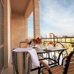 Отель Амбассадор балкон