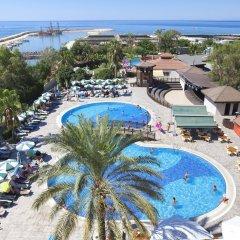 Seher Resort & Spa Турция, Сиде - отзывы, цены и фото номеров - забронировать отель Seher Resort & Spa - All Inclusive онлайн бассейн фото 2