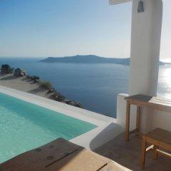 Отель Rocabella Santorini Hotel Греция, Остров Санторини - отзывы, цены и фото номеров - забронировать отель Rocabella Santorini Hotel онлайн бассейн