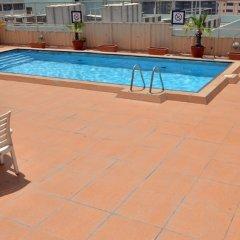 Отель Imperial Suites Hotel ОАЭ, Дубай - отзывы, цены и фото номеров - забронировать отель Imperial Suites Hotel онлайн бассейн фото 2