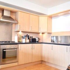 Отель Beautiful Edinburgh Flat With 2 Double Bedrooms Великобритания, Эдинбург - отзывы, цены и фото номеров - забронировать отель Beautiful Edinburgh Flat With 2 Double Bedrooms онлайн фото 6