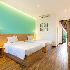 Pandora Hotel and Residence Хошимин комната для гостей