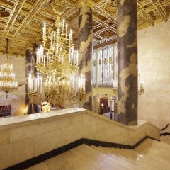 Отель Hilton Москва Ленинградская спа