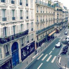 Отель Design Secret De Paris Париж балкон