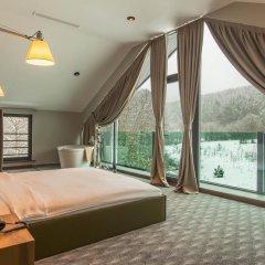 Abant Lotus Otel Турция, Болу - отзывы, цены и фото номеров - забронировать отель Abant Lotus Otel онлайн комната для гостей фото 4