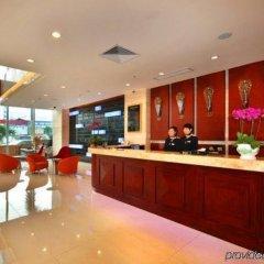 Zhengzhou Junting Hotel интерьер отеля