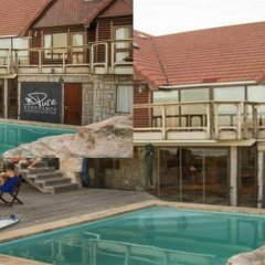 Отель Surf Lodge South Africa бассейн фото 2
