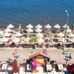 Marmaris Beach Hotel пляж фото 2