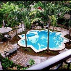 Отель Villa Merida балкон