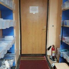 Отель Жилое помещение Wood Owl Москва сейф в номере