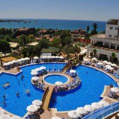 Side Prenses Resort Hotel & Spa Турция, Анталья - 3 отзыва об отеле, цены и фото номеров - забронировать отель Side Prenses Resort Hotel & Spa онлайн бассейн фото 3