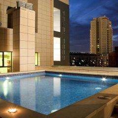 Отель Valencia Center Валенсия бассейн