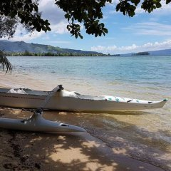 Отель Motu Mapeti - Tahiti Private Island пляж фото 2