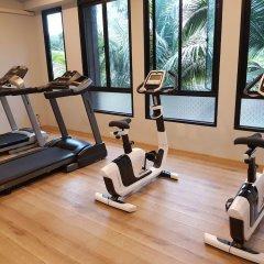 Отель Chaw Ka Cher Tropicana Lanta Resort фитнесс-зал