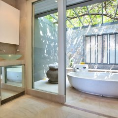 Отель Villa Kohia ванная