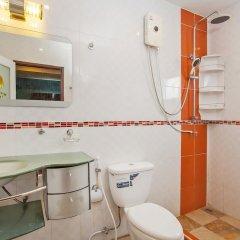 Отель Jomtien Sea Villa ванная фото 2