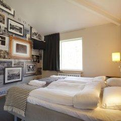 Отель Lisebergsbyn Karralund Швеция, Гётеборг - отзывы, цены и фото номеров - забронировать отель Lisebergsbyn Karralund онлайн комната для гостей фото 5