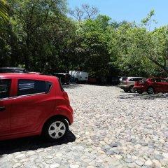 Отель Las Brisas Ixtapa парковка