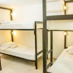 Отель Agavero Hostel Мексика, Канкун - отзывы, цены и фото номеров - забронировать отель Agavero Hostel онлайн комната для гостей фото 7