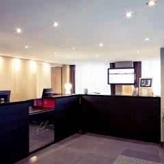 Отель Mercure Lyon Centre Plaza République интерьер отеля