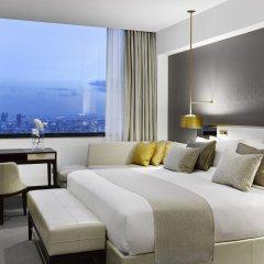Отель Fairmont Rey Juan Carlos I 5* Номер Делюкс с различными типами кроватей